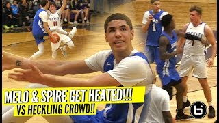 Download LaMelo Ball GETS SUPER HEATED vs TRASH Talking Team & Makes Them Pay w/ CRAZY TRIPLE DOUBLE!!! Video
