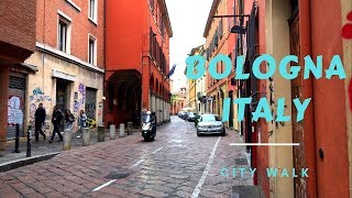 Download Life in Italy, Bologna City Walk Video