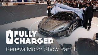 Download Geneva Motor Show 2018 Part 1 | Fully Charged Video