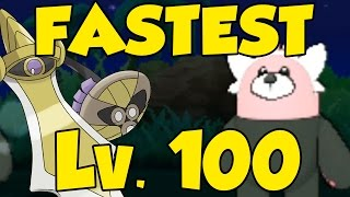 Download NEW FASTEST LEVEL 100 IN POKEMON SUN AND MOON - Best Exp in Pokemon Sun and Moon Video