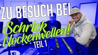 Download JP Performance - Zu Besuch bei Schrick | Nockenwellen | Teil 1 Video