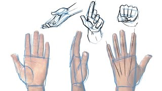 Download A Quick and Simple Guide to Drawing Hands Video