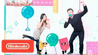 Download Snipperclips - Cut it out, together! New Puzzles – Nintendo Minute Video