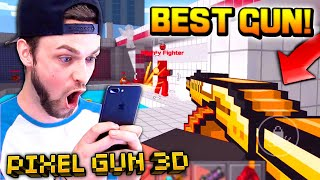 Download I FOUND THE BEST GUN... ON MY PHONE! Video