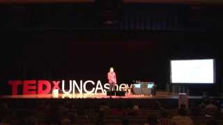 Download Upcycling and business of the future: Bethany Adams at TEDxUNCAsheville Video