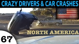 Download CAR CRASH AND ROAD RAGE COMPILATION IN USA and CANADA - EPISODE 67 Video