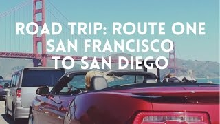 Download California Coast Road Trip | San Francisco to San Diego | Itinerary and tips | lifeofreilly.tv Video