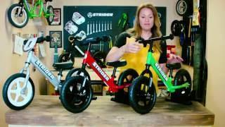 Download Strider 12 Models Comparison Video