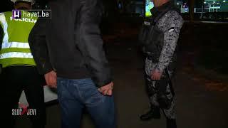 Download 'POLICIJSKA POTJERA U TUZLI: PIJAN, BJEŽEĆI OD POLICIJE PROŠAO KROZ TRI CRVENA SVJETLA' Video