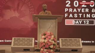 Download 2020 Prayer and Fasting | Day 12 Video