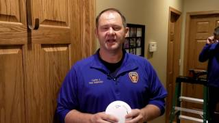 Download Installation of Smoke/Carbon Monoxide Detectors Video