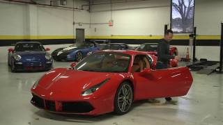 Download 2017 Ferrari 488 Spider Unboxing Video