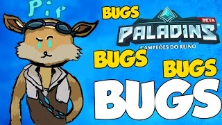 Download BUGS ENGRAÇADOS NO PALADINS ( Fails and Funny Moments) Video