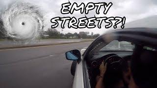 Download Street Drifting After Hurricane Irma Video