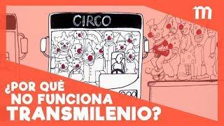 Download ¿Por qué no funciona TransMilenio? Video