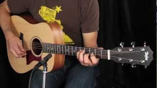 Download Taylor Big Baby Review - How does this acoustic guitar sound? Video