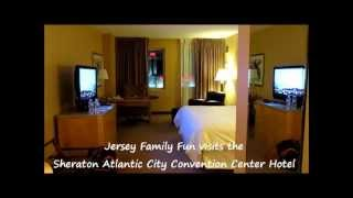 Download Sheraton Atlantic City Convention Center Hotel Room Tour Video