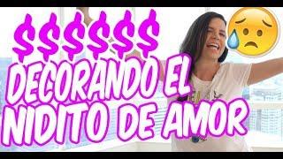 Download MI APARTAMENTO YA TIENE SALA - DECORANDO EL NIDITO DE AMOR PART. 3 - EL MUNDO DE CAMILA GUIRIBITEY Video