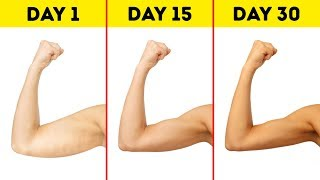 Download 5-Minute Workout to Lose Arm Fat in a Month Video
