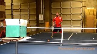 Download Pickleball Tutor Ball Machine Product Review Video