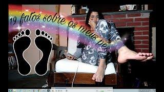 Download PODOLATRIA - TAG 19 fatos sobre meus pés Video