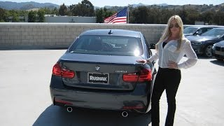 Download NEW BMW 335i M Sport Package / 19″ M Wheels / Quick BMW Review Video