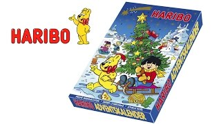Download Haribo - Adventcalendar /Adventskalender / Kalendarz Adwentowy - Jelly Beans / Żelki Video