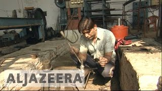 Download India's industries hit hard by cash crisis Video