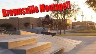 Download Brownsville Skatepark Montage!! Video