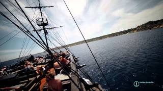 Download Black Pearl Cruise Boat, Ayia Napa, Cyprus. Video