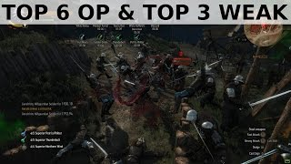 Download Witcher 3 - Top 6 OP things and Top 3 weak things Video