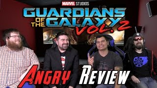 Download Guardians of the Galaxy Vol. 2 Angry Movie Review Video