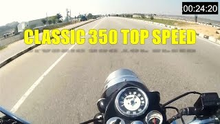 Download Classic 350 Top Speed | Royal Enfield Video