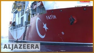 Download Cyprus: Offshore exploration raising fears of a confrontation Video
