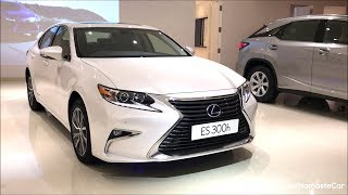 Download Lexus ES 300h XV60 2017 | Real-life review Video
