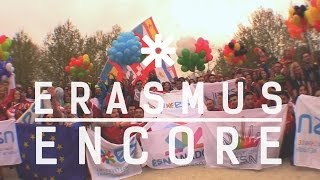 Download Get your Erasmus Encore | Join the Erasmus Student Network Video