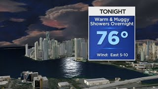 Download CBSMiami Weather @ Your Desk 5-19-19 5PM Video
