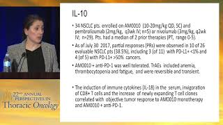 Download Immunotherapy: Moving beyond PD1 and PDL1 inhibitors Video