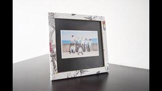 Download How to make photo frame DIY bingkai / frame foto dari kardus Video