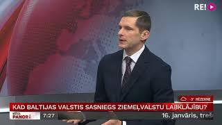 Download Intervija ar SEB bankas makroekonomikas ekspertu Daini Gašpuiti Video