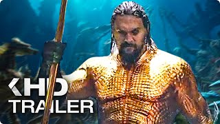Download AQUAMAN Extended Trailer 2 (2018) Video