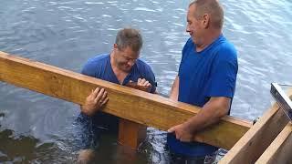 Download Building a Shoreline Deck Video