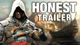 Download ASSASSIN'S CREED 4 (Honest Game Trailers) Video