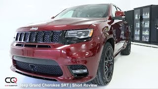 Download 2017/2018 Jeep Grand Cherokee SRT Review   Part 1/4 Video