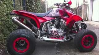 Download Honda TRX Quad 600 Suzuki Bandit Engine Video