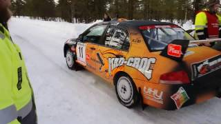 Download Arctic Lapland Rally 2017 Video