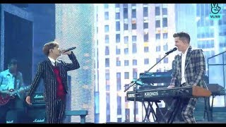 Download Jungkook & Charlie Puth - 'WE DON'T TALK ANYMORE' Live (MBCPLUS X genie music AWARDS) Video