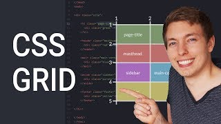 Download How to Create Website Layouts Using CSS Grid | Learn HTML and CSS | HTML Tutorial Video