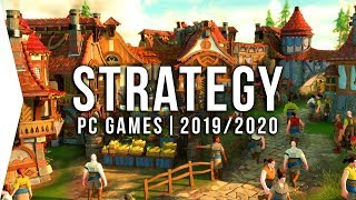Download 25 Upcoming PC Strategy Games in 2019 & 2020 ► New RTS, Real-time, Turn-based, 4X & Tactics! Video