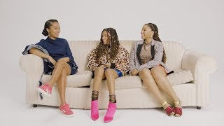 Download ASOS Discussion with Chloe x Halle x Yara Video